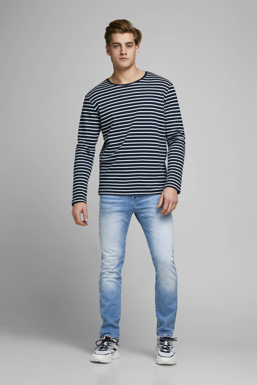 JACK & JONES JEANS INTELLIGENCE regular fit jeans Clark blue denim, Blue denim