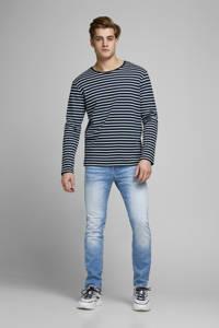 JACK & JONES JEANS INTELLIGENCE straight fit jeans Clark blue denim, Blue denim