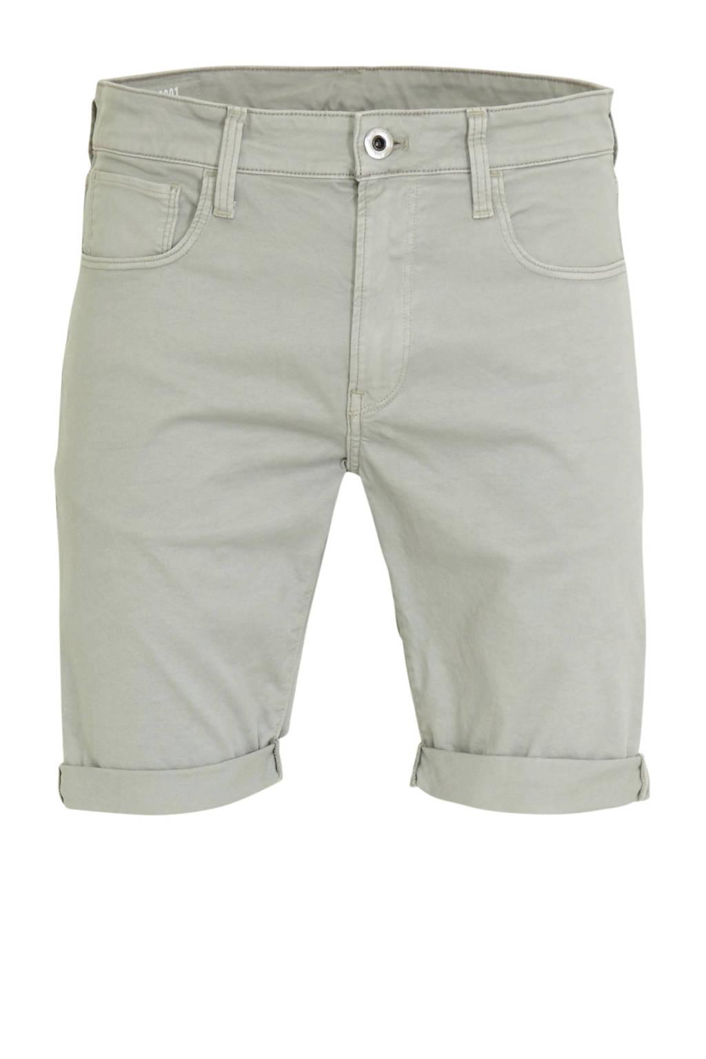 G-Star RAW slim fit jeans short ecru, Ecru