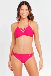 Venice Beach triangel bikini roze, Roze