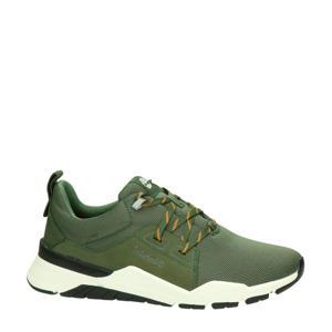 Concrete Trail Oxford  sneakers groen