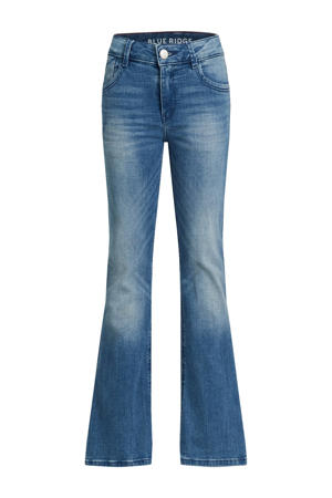 flared jeans Farah stonewashed