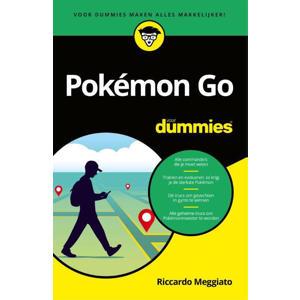 Voor Dummies: Pokémon Go voor Dummies - Riccardo Meggiato