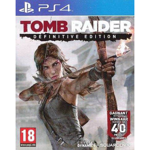 Tomb raider (Definitive edition) (PlayStation 4) kopen