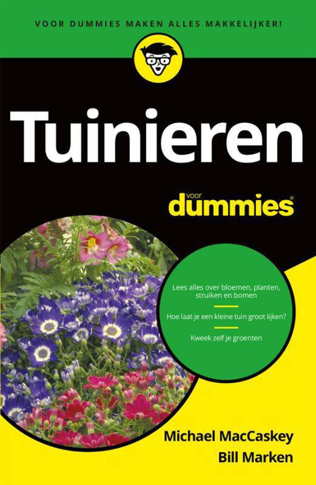 Voor Dummies: Tuinieren voor dummies - Michael MacCaskey, Bill Marken en