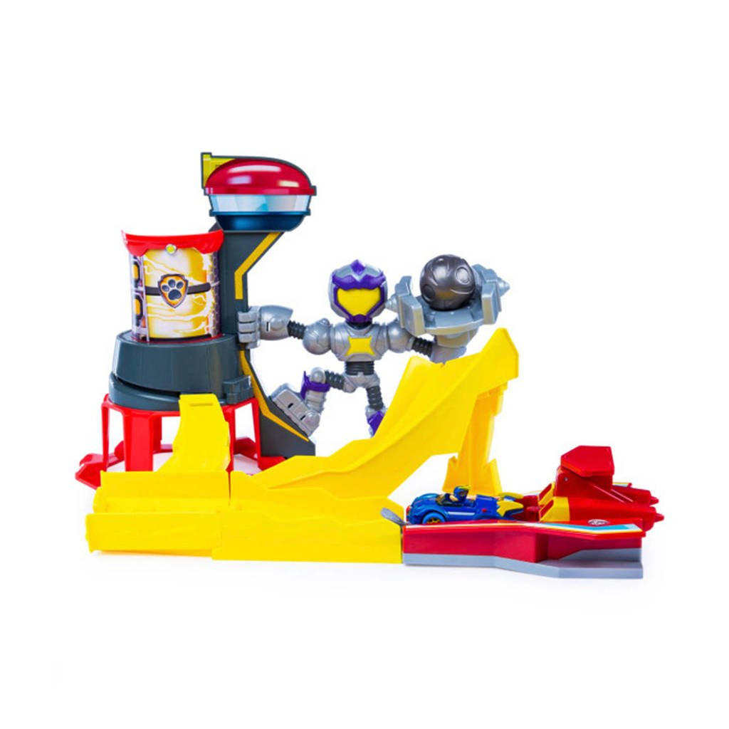 Paw Patrol  True Metal Mighty Meteor Track Set