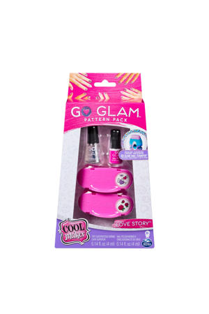 GoGlam Nails Fashion Pack Love Story