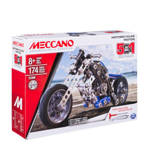 5 Modelset Motocycles