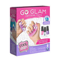 Cool Maker  GoGlam Nails Fashion Pack Love Story Day Dream