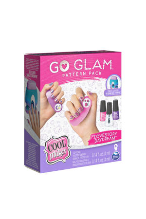 GoGlam Nails Fashion Pack Love Story Day Dream
