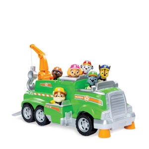 Total Team Rescue Vehicle Rocky