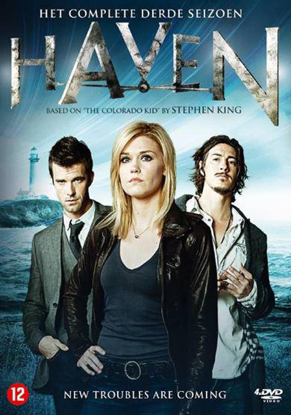 Haven - Seizoen 3 (DVD)