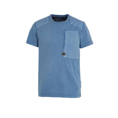 G-Star RAW T-shirt blauw