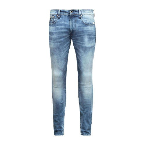 G-Star RAW skinny jeans sun faded azurite