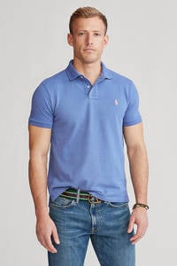 POLO Ralph Lauren Big & Tall +size regular fit polo lichtblauw, Lichtblauw