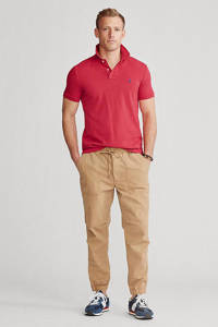 POLO Ralph Lauren Big & Tall +size regular fit polo rood, Rood