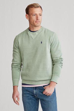 sweater lichtgroen