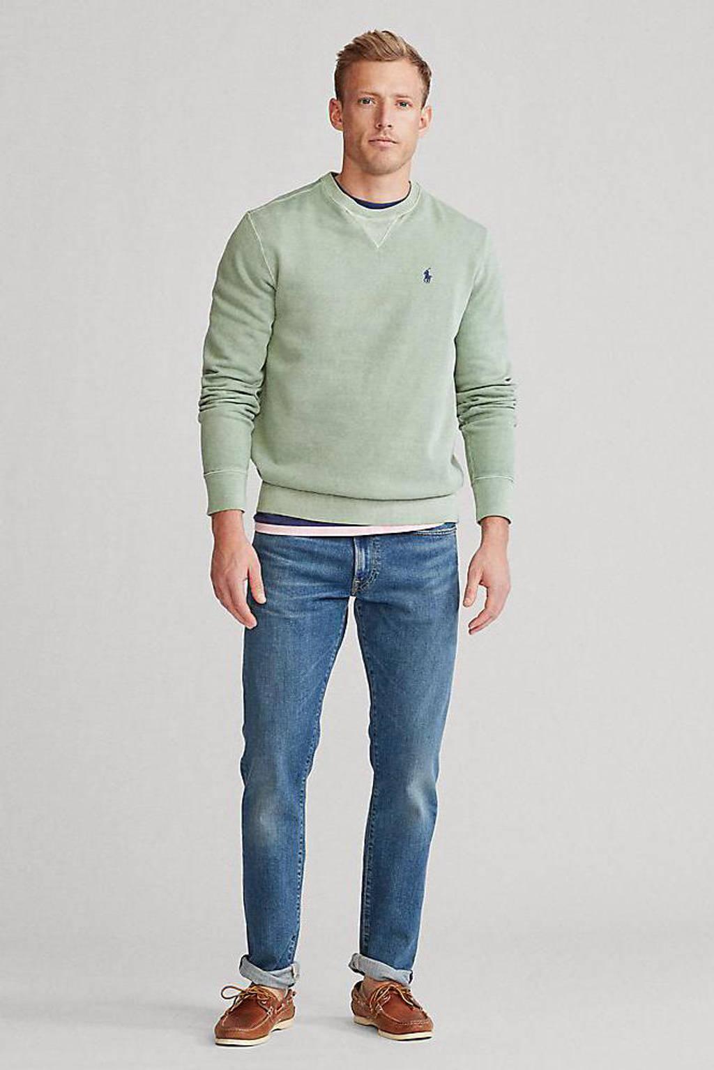 POLO Ralph Lauren sweater lichtgroen, Lichtgroen