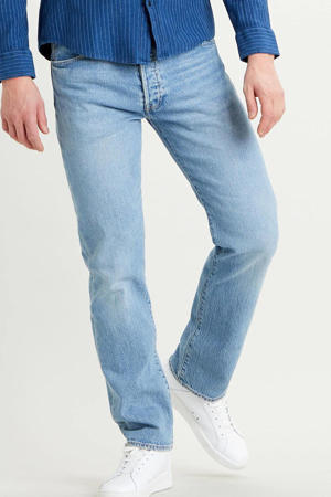 501 regular fit jeans light denim