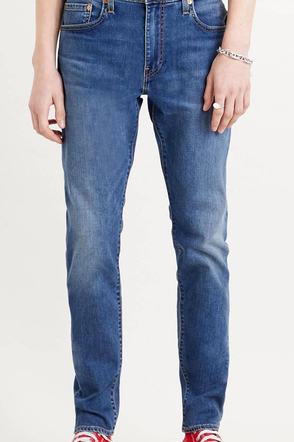 Levi's 512 slim tapered fit jeans stonewashed, Stonewashed