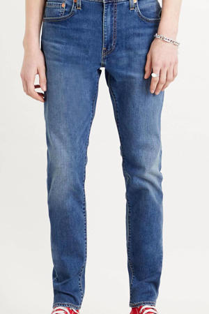 512 slim tapered fit jeans stonewashed