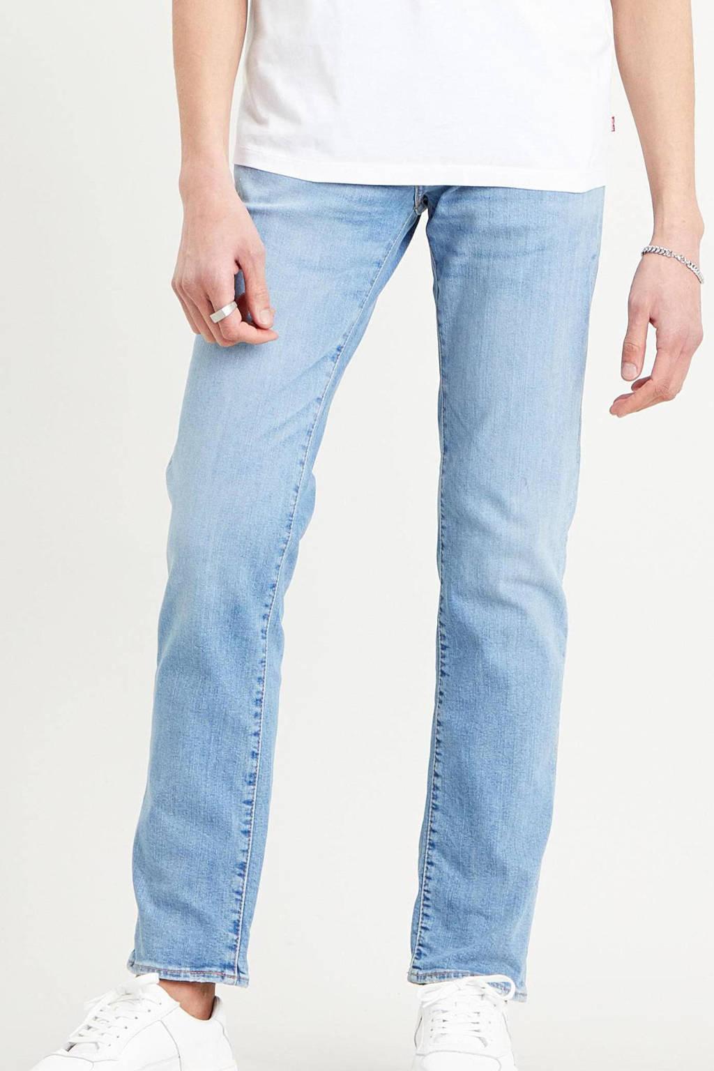 Levi's 511 slim fit jeans light denim, Light denim