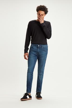 519 skinny taper jeans sage overt