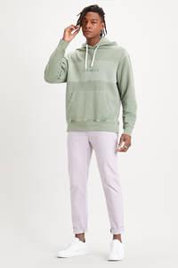 Levi's gemêleerde hoodie groen, Groen