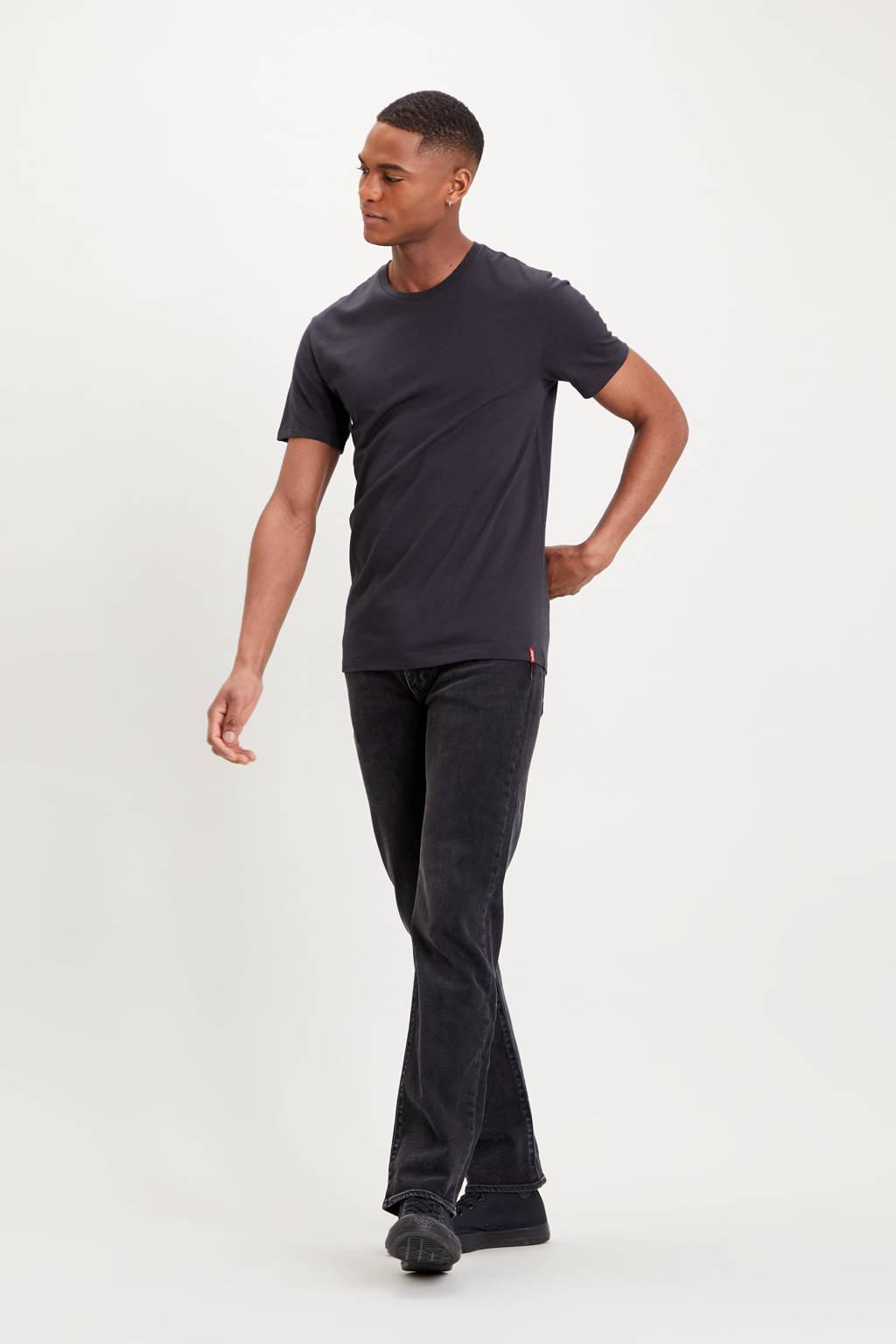 Levi's straight fit jeans caboose adv, CABOOSE ADV