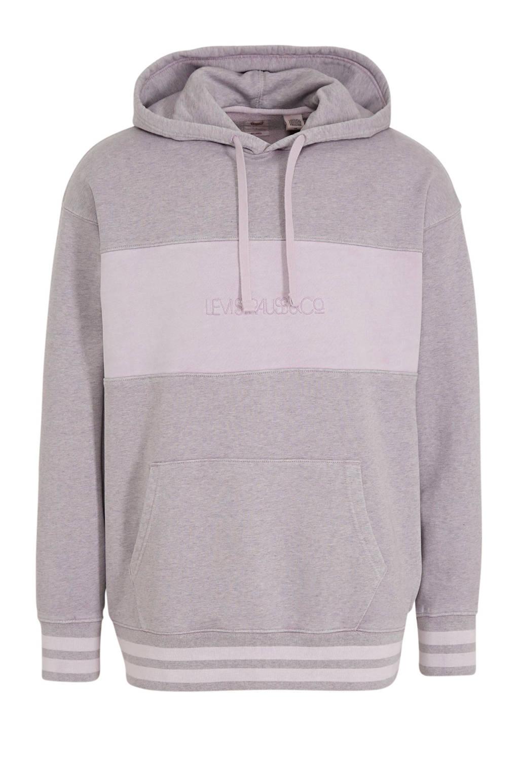 Levi's gemêleerde hoodie roze, Roze