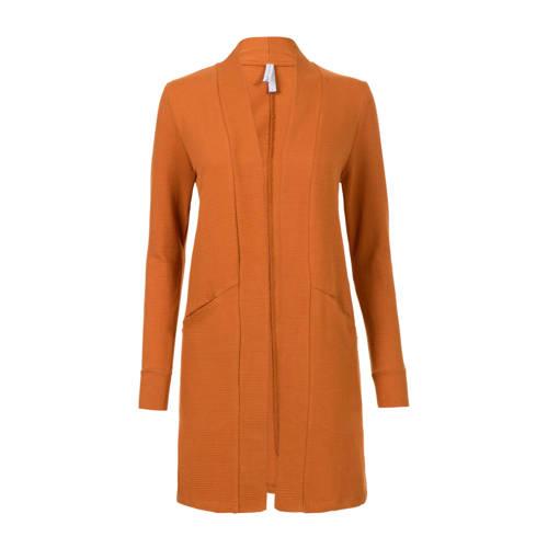 Miss Etam Regulier vest oranje