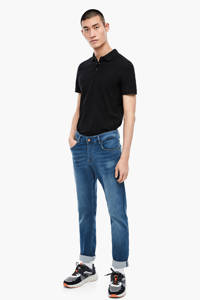 Q/S designed by regular fit jeans Rick blauw, Blauw