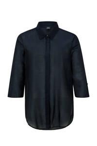 s.Oliver BLACK LABEL blouse marine, Marine