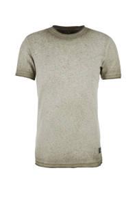Q/S designed by tie-dye T-shirt groen, Groen