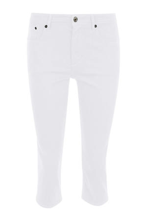 slim fit capri wit