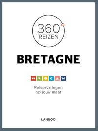 360° reizen: 360° Bretagne - Angélique van der Horst