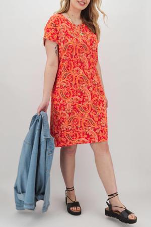 jersey jurk - (set van 2)