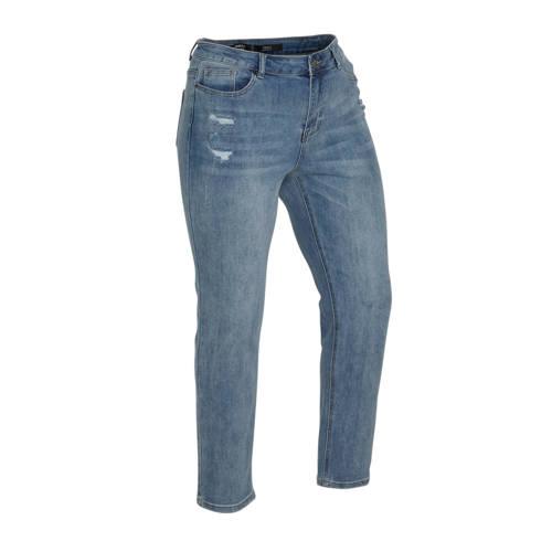 Simply Be Capsule boyfriend jeans light denim