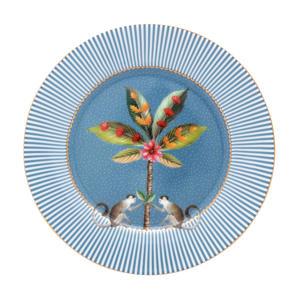 La Majorelle gebaksbord (Ø17 cm)