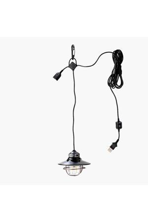 Edison Pendant Light hanglamp zwart