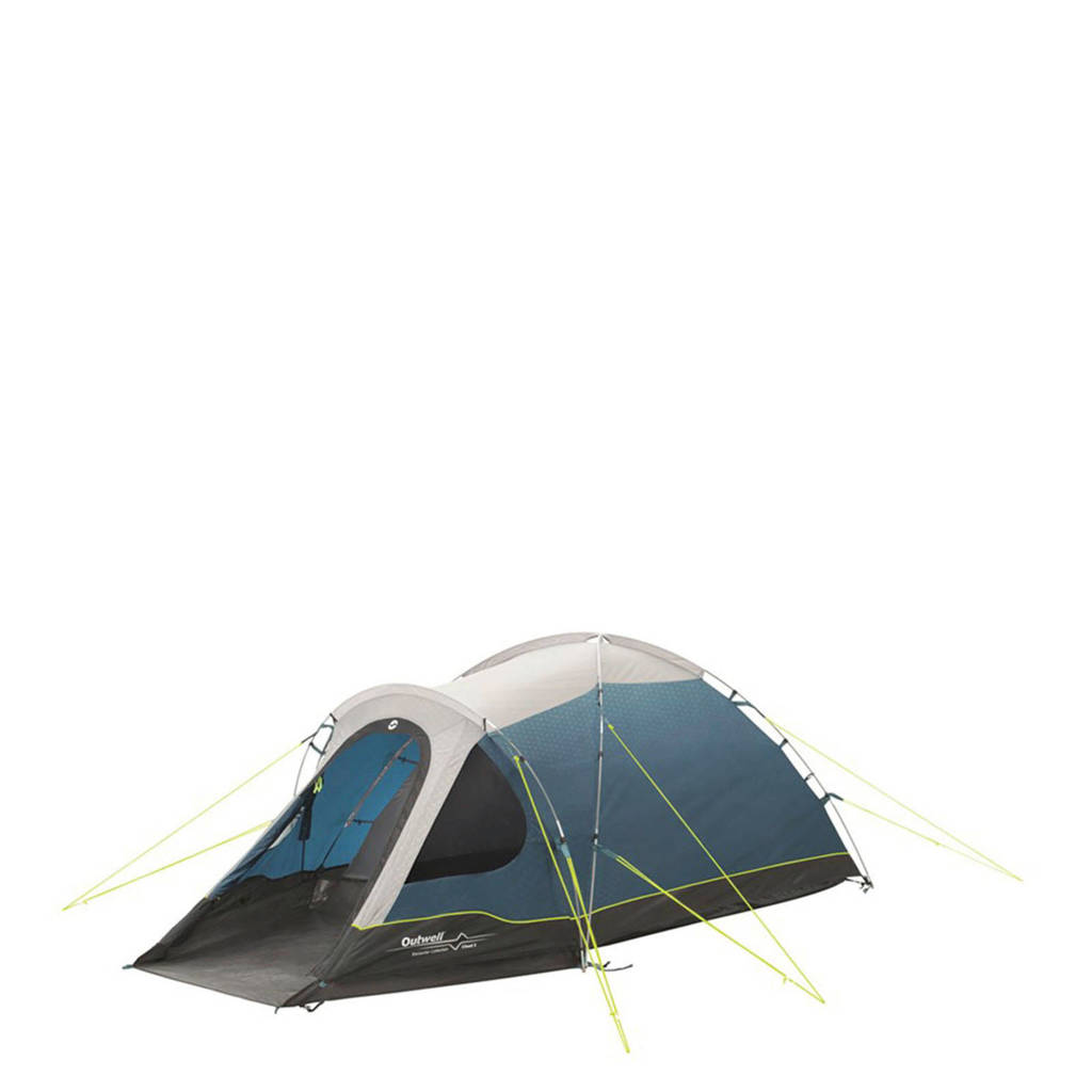 Outwell  koepeltent Cloud 2, Blauw