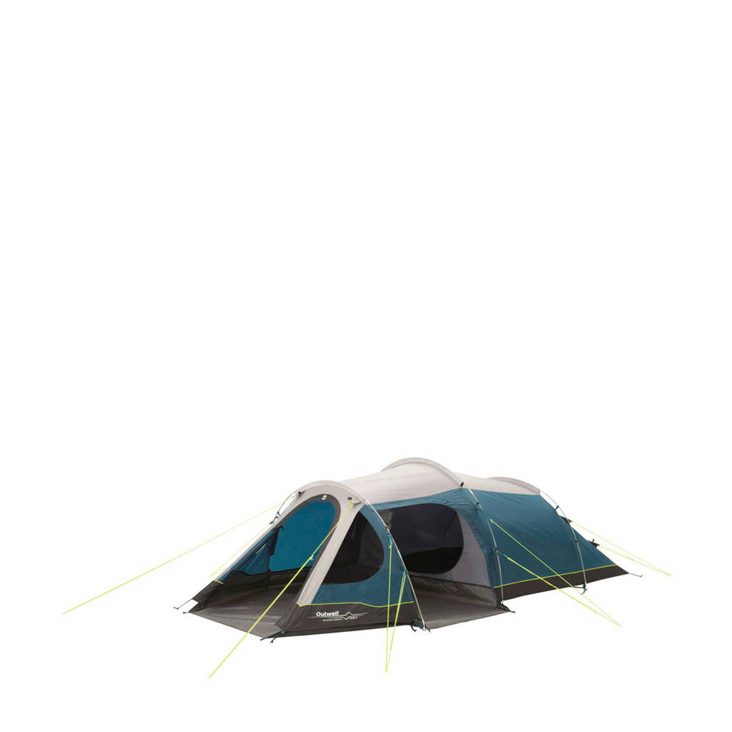Outwell  koepeltent Earth 3, Blauw