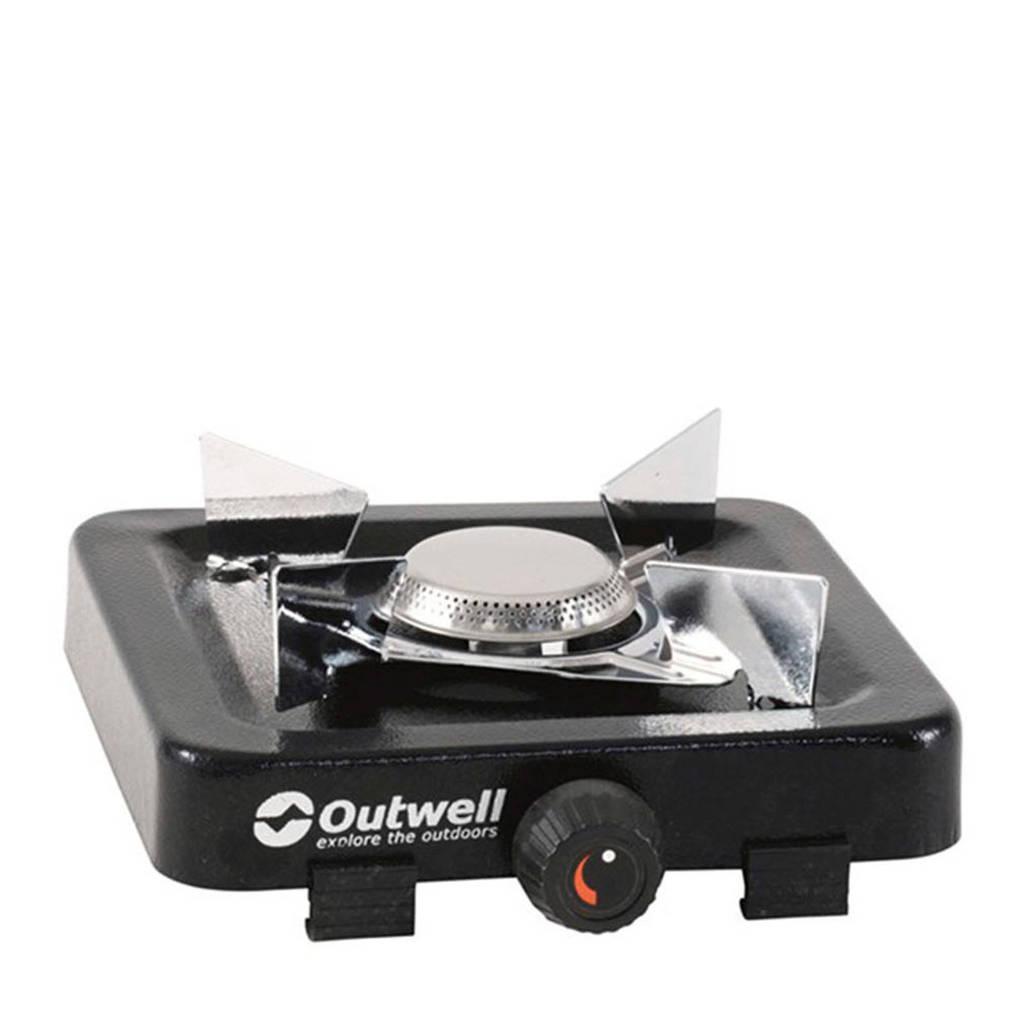 Outwell  gasbrander Appetizer 1, Zwart