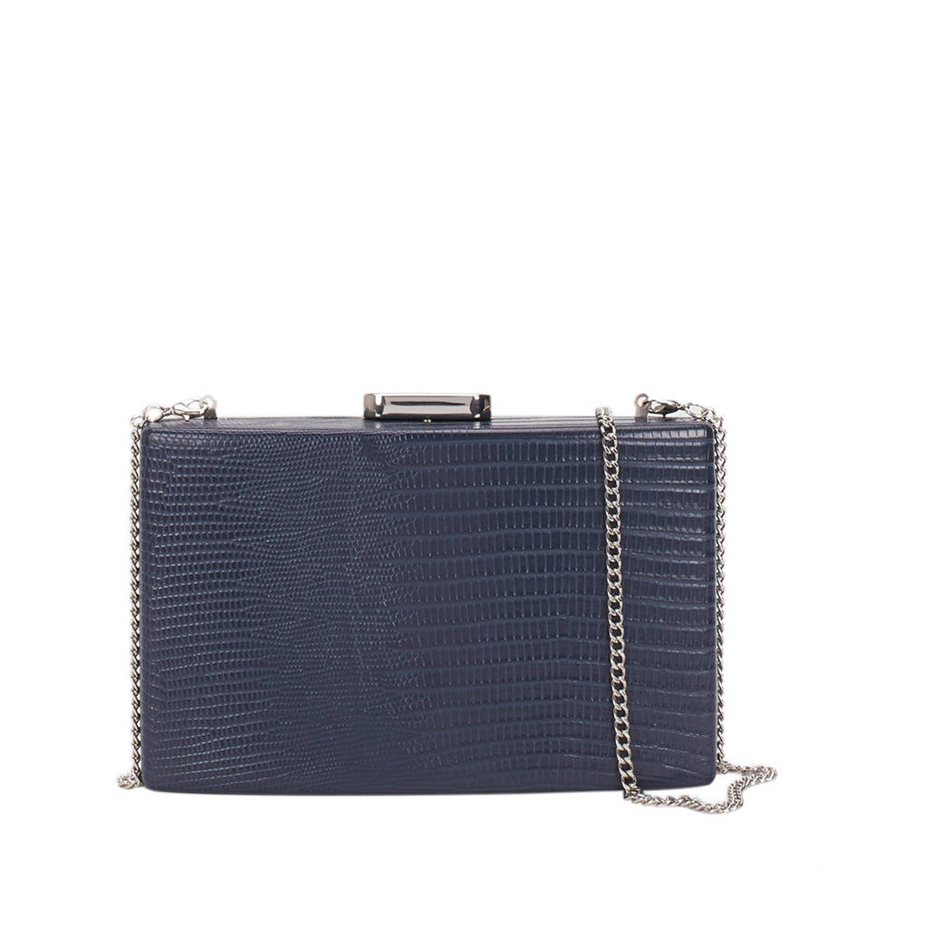 Parfois   box bag Bang marine, Blauw