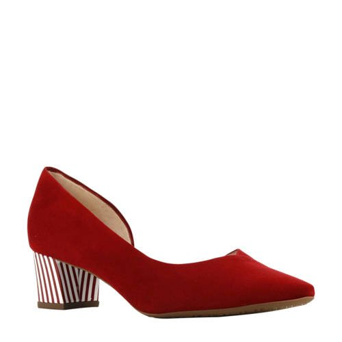 Peter Kaiser 41547 su??de pumps rood