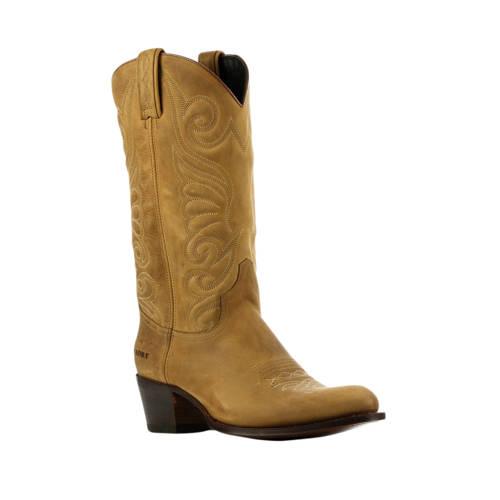 Sendra 11627 nubuck cowboylaarzen bruin
