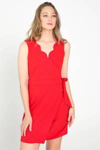 Cassis wikkeljurk rood, Rood