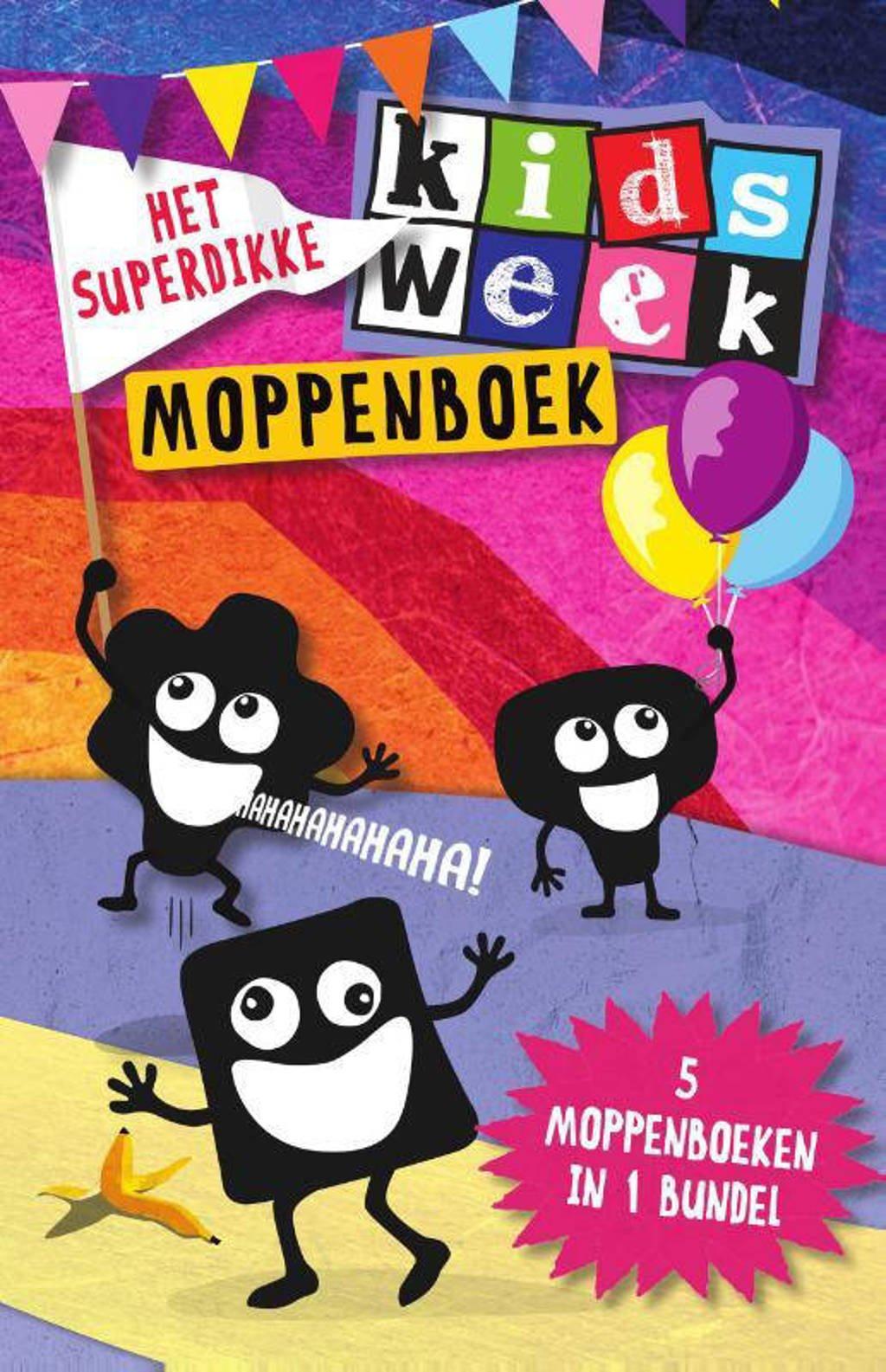 Kidsweek: Het superdikke Kidsweek moppenboek - Kidsweek
