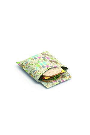 zakje Sandwich & Snack Zero Waste (set van 2)