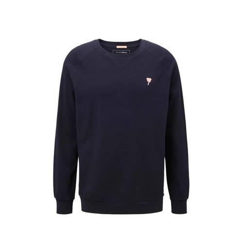 Tom Tailor sweater donkerblauw